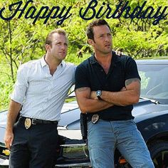 Double tap to wish #alexoloughlin a happy birthday and #scottcaan a happy…