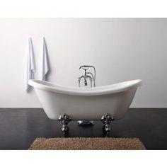 Regent Roll Top Freestanding Bath £360 SplashDirect
