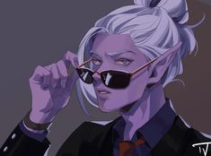 i like lotor and suits so here i am