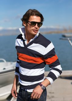 Stripes are my favorite. Especially this!