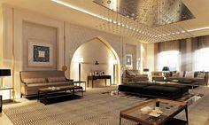 Casas en Marruecos por Mimar Interiors.