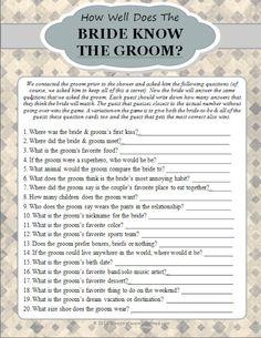 10 Free Printable Bridal Shower