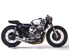 Honda CB750 Cafe Racer by MotoHangar | Moto Rivista