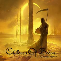 CHILDREN OF BODOM Pre-Orders For I Worship Chaos Start Today!