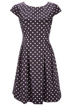 robe à pois 44€