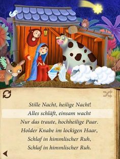 Weihnachtslieder App iPad iPhone