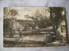 POSTAL FOTOGTAFICA DE REQUENA,VALENCIA.FUENTE DE REGIDORES. - Foto 1