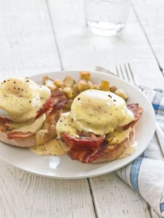 Eggs Blackstone with Roasted Tomatoes