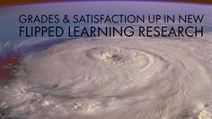 Grades & Satisfaction Up in New Flipped Learning Research Flip Learn, Learning Spaces, Educational Videos, School S, Higher Education, Research, Flipping, Science, Teaching