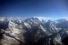 Monte Everest, frontera Nepal- el Tíbet © Prakash Mathema/Getty Images