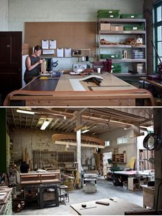 A Shared Work Space for Portland Makers by Alexa Hotz http://www.remodelista.com/posts/a-shared-work-space-for-portland-makers