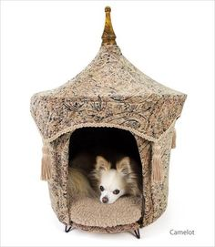 Camelot Pet Tent Dog Bed