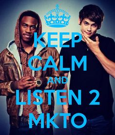 KEEP CALM AND LISTEN 2 MKTO - KEEP CALM AND CARRY ON Image Generator