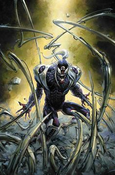 X-MEN GOLD 11 by Clayton Crain The Venom Site: september 2017 venomized variants Marvel Comic Universe, Marvel Comic Books, Comic Movies, Comics Universe, Marvel Art, Comic Book Characters, Marvel Heroes, Comic Character, Comic Books Art