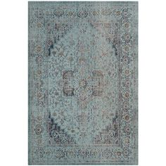 Boho Teal Rugs | Pier 1 Imports