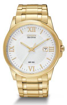 Citizen Eco-Drive Men's Bracelet BM7262-57A US $250.00