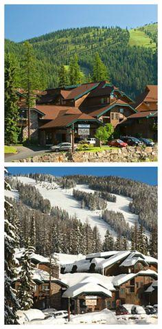 Kandahar Lodge in Whitefish, Montana | glaciermt.com