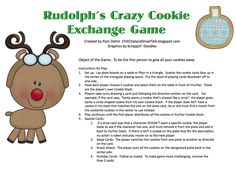 Rudolph's Crazy Cookie Exchange