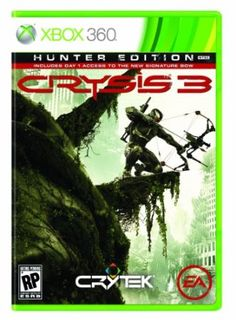 Crysis 3 Game In Crysis 3 the hunted becomes the hunter! Crysis 3 advances the state of the art with unparalleled visuals and dynamic shooter gameplay Players take on the role of 39 Gi Joe, Crysis Series, Arsenal, News Games, Video Games, Playstation, Crysis 2, Riot Points, First Person Shooter