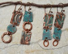 BFF Earrings  Two pairs one for you  one for your BFF by SunStones