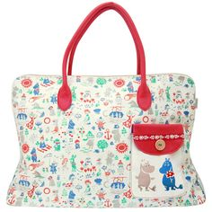 A Moomin Knitting bag, what more could a girl want?