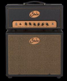 Wild West Guitars : Suhr Badger 18W Head W/ 1x12 Cab - Celestion Vintage 30