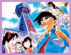 Resultado de imagen para heiji y kazuha Sherlock Holmes, Manga Detective Conan, Kaito Kid, Detective Conan Wallpapers, Gosho Aoyama, Kudo Shinichi, Magic Kaito, Case Closed, Manga Games