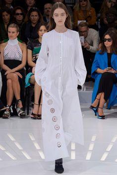 Christian Dior Spring 2015 Ready-to-Wear Fashion Show - Kasia Jujeczka (IMG)