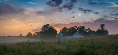 Foggy morning! | by Terry Grube