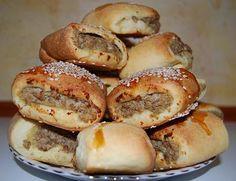 Polish Recipes, Polish Food, Bagel, Macarons, Cupcake Cakes, Cupcakes, French Toast, Recipies, Bread