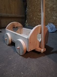 Wood Work, Wooden Toys, Transportation, Woodworking, Car, Wooden Toy Plans, Wood Toys, Automobile, Woodworking Toys