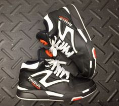 ad33e08c9430 Details about Reebok The Pump Omni Lite Dee Brown Black Slam Dunk Contest  Sneakers Size 7