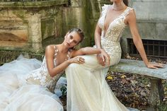 [tps_header] The Designer: Galia Lahav The Fall 2017 couture collection of Galia Lahav features extravagant silhouettes with lavish beading and three-dimensional appliques in glamorous shades of pink. Something totall...