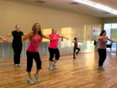 zumba - walk it out