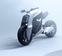You've seen a lot of vehicles inspired by cheetahs, jaguars, leopards, even the stallion. However, the Yamaha Nazo chooses to look at the gorilla instead. The
