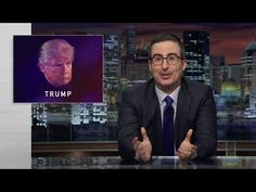 John Oliver - Message to Donald Trump