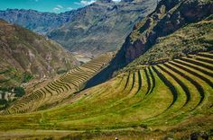 "Full-Day Sacred Valley Tour Enjoy this full-day Sacred Valley tour of the Incas, which was the center of the vast Incan Empire. This fertile land with an excellent climate has been a major agricultural region for thousands of years. The extensive ruins stretch from the villages of Pisac to Ollantaytambo, in the north end of the narrow valley, the citadel of Machu Picchu is located. The Willca Mayu ""Sacred River"" snakes through the beautiful landscape of the Sacred Valley. Meet..."