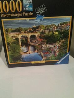 Ravensburger Jigsaw Puzzle 1000 Pieces Over the River 27 x 20 inches #Ravensburger