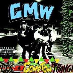 Today in Hip Hop History:Comptons Most Wanted released their. Today in Hip Hop History: Comptons Most Wanted released their debut album Its A Compton Thang May 24 1990 Rap Albums, Hip Hop Albums, Music Albums, Mc Eiht, Cd Japan, Hip Hop Classics, Best Hip Hop, Artist Album, Rap Music