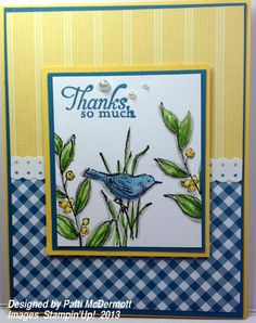 Simply Sketched by Patti McDermott - Cards and Paper Crafts at Splitcoaststampers