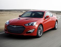 2013–16 Hyundai Genesis Coupe North America '2012–16