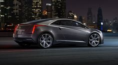 Cadillac Converj/ELR