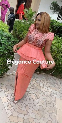 Latest Aso Ebi Styles 25 Fabulous and Stylish Asoebi styles To Try out African Fashion Designers, African Fashion Ankara, Latest African Fashion Dresses, African Print Fashion, African Dresses For Kids, African Wear Dresses, African Attire, African Outfits, African Lace Styles