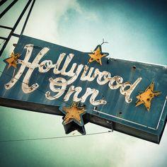 Hollywood Inn by Marc Shur
