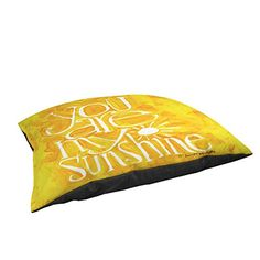 The Thumbprintz You are my Sunshine Large Rectangle Pet Bed *** Check out this great product.