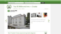 Lobagola B&B managed to retain 1st place on TripAdvisor listing for Zagreb and central Croatia! Thanks to your reviews we managed to propel Lobagola B&B to a 4th position among 1859 B&B/inn in Croatia.    #lobagolabnb #TravelersChoice2015 #bedandbreakfast #Croatia #Zagreb #center #CertificateOfExcellence #TravelersChoice