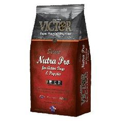 Victor Dog Food Nutra Pro 38 40 lb *** See this great product. (This is an affiliate link) #dogfood