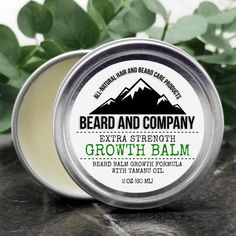 Beard Growth Oil and Balm in regular and extra strength, growth spray, mustache growth oil, grooming kits. Best beard growth made with organic ingredients. Vitamins For Beard Growth, Beard Growth Tips, Beard Tips, Growth Oil, Hair Growth, Mustache Growth, Mustache Wax, Patchy Beard, Beard Shampoo