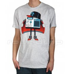 Camiseta Iriedaily Beatmaschine Tee Shop Online www.roundtripshop.com