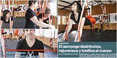 AERO YOGA, YOGA AEREO ECUADOR, PRENSA TV, TENDENCIAS, DEPORTE, MODA, BELLEZA, PILATES, FITNESS, EJERCICIO, RAFAEL MARTINEZ #aeroyoga #aeroyogaoficial #aeropilates #aeropilatesoficial #aerialyoga #yogaaereo #pilatesaereo #cursosaeropilates #cursosaeroyoga #aeroyogaecuador #guayaquil  #ecuador #quito #aeroyogabrasil #aeroyogaargentina #aeropilatesbrasil #aeropilatesmadrid #aeroyogachile #aeropilatescertificacao #columpio #columpioyoga #yogaaerien #hamacyoga #airyoga #fly #flying #weloveflying